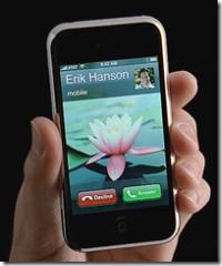 iphone ringing